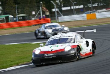 Podium for Porsche at Silverstone – victory in the GTE-Am class