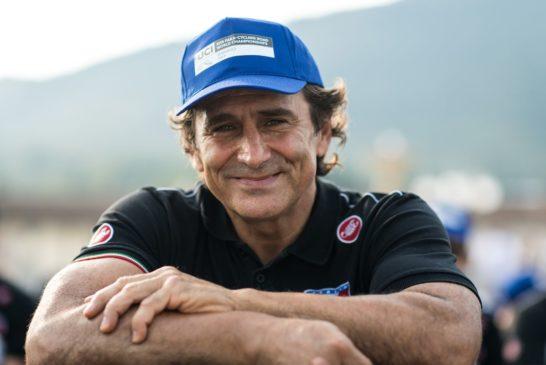 Cross-examination: the private side of Alessandro Zanardi