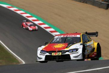 Podesterfolg für BMW Motorsport bei der DTM-Rückkehr nach Brands Hatch