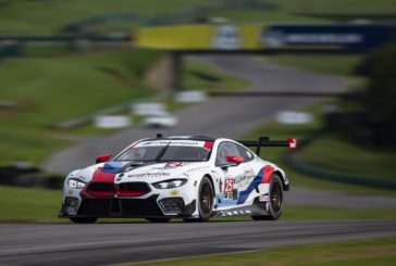 BMW Team RLL delivers first BMW M8 GTE victory at the Virginia International Raceway