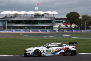 Difficult weekend for BMW in the WEC Six Hours of Silverstone
