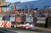 WRC – A good start in Germany for Toyota Gazoo Racing