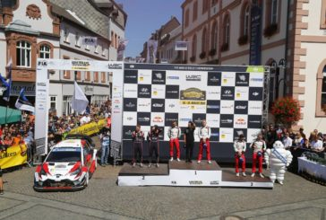 WRC – Ott Tänak wiederholt Vorjahreserfolg und gewinnt die ADAC Rallye Deutschland 2018