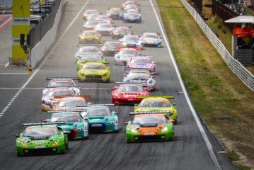 GRT Grasser Racing Team feiert Sieg in Zandvoort