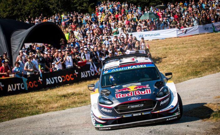 WRC – Damage limitation at Rallye Deutschland