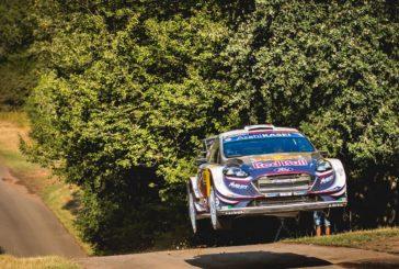 WRC – Disapointing day in Deutschland