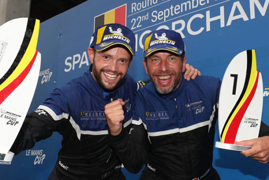 Kessel Racing remporte la Michelin Le Mans Cup en GT3
