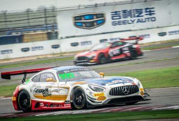 Blancpain GT Asia – Patric Niederhauser conserve ses chances au championnat