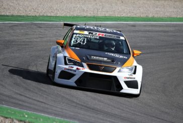 "ADAC TCR Germany – Le ""Young Driver"" Julien Apothéloz rentre dans le Top 10"