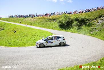 Rallye du Mont-Blanc : moisson de succès helvétiques !