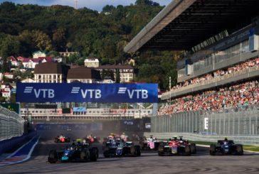 FIA Formula 2 – Albon wins Sochi Feature Race for DAMS one-two