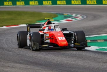 Ralph Boschung fights back to points finish at Monza