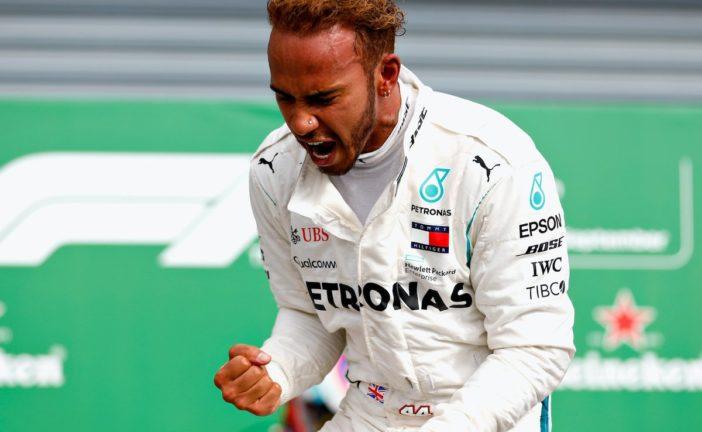 F1 – GP d'Italie: Lewis Hamilton et Mercedes gagnent à Monza en fins tacticiens– Romain Grosjean 6ème puis disqualifié
