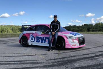 Rallycross: Dreimal EKS Audi Sport in Riga