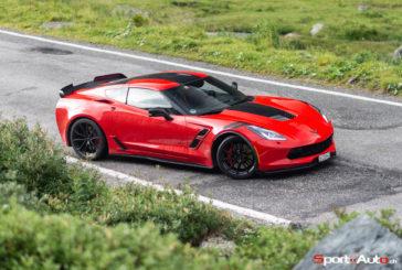 Essai – Chevrolet Corvette Grand Sport Coupé