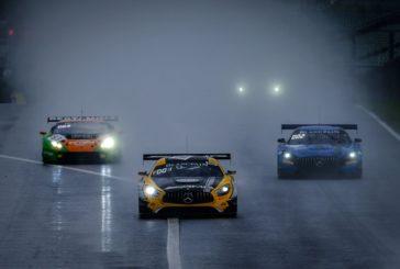 Blancpain GT Series – Victoire et podium pour Raffaele Marciello
