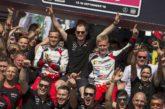 WRC – Ott Tanak passe, Thierry Neuville et Sébastien Ogier cassent