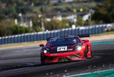 Manque de réussite pour Patric Niederhauser lors de la finale des Blancpain GT Series
