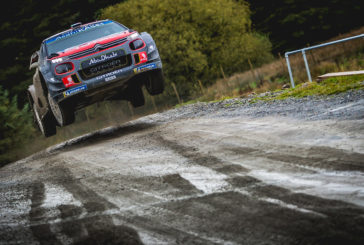 WRC – Craig Breen claims fine fourth place