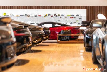 Inauguration – Aston Martin Geneva