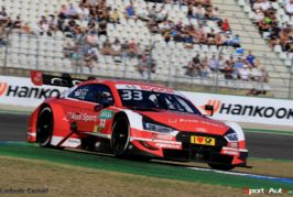 Six-pack! Audi driver Rast wins DTM finale as well