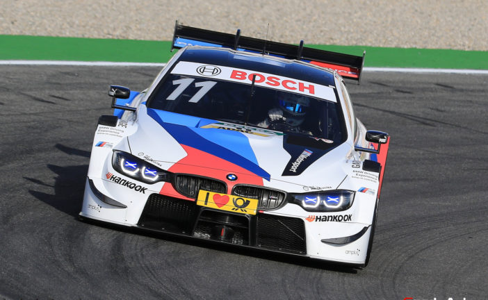 Podium for Marco Wittmann and BMW in the final race of the season – All six BMW M4 DTMs in the top-ten