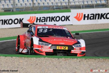 DTM: High Five für Audi-Pilot René Rast