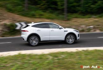 Essai – Jaguar E-Pace P250 R-Dynamic HSE