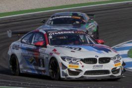 Max Koebolt wins first GT4 Sprint Cup Europe race at Hockenheim