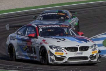 Max Koebolt wins first GT4 Sprint Cup Europe race at Hockenheim