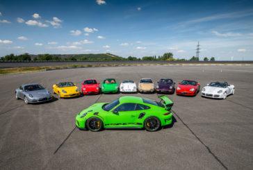 Porsche : 70 ans résolument tournés vers l'avenir