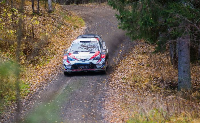 Toyota Gazoo Racing confirms WRC driver line-up for 2019