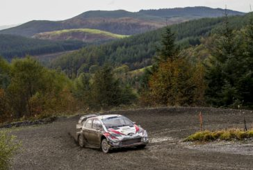 WRC – Latvala and Lappi fighting at the front with the Toyota Yaris WRC