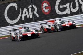 FIA WEC – Fantastic Fuji one-two for Toyota Gazoo Racing