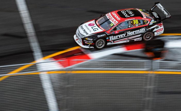 Objet: Nissan focused on Sunday fightback at Gold Coast 600