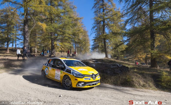 Clio R3T Alps Trophy : on rempile pour 2019 !
