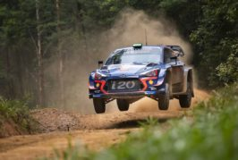 WRC – Hyundai Motorsport has endured a frustrating start to Rally Australia
