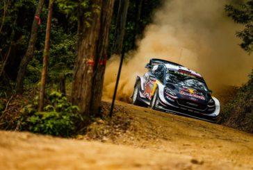WRC – Teamwork down under