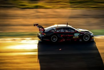 Clearly more power and fantastic sound: Audi drivers enthuse over turbo DTM