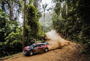 WRC – One last representative practice session