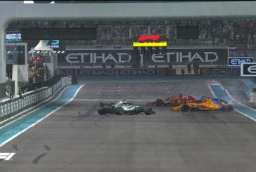 F1 – GP d'Abu Dhabi : Lewis Hamilton clôt la saison en champion du monde  – Charles Leclerc et Romain Grosjean à nouveaux dans les points