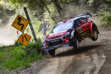 WRC – A Citroën one-two after the opening leg !