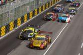 Porsche scores fourth at Macau