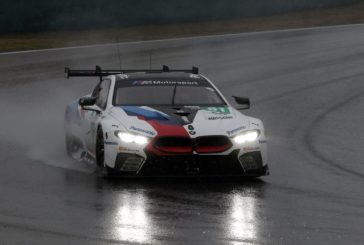 Difficult challenge for BMW M Motorsport in the rain-affected WEC round at Shanghai