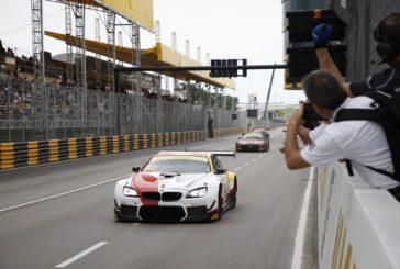 Augusto Farfus, BMW Team Schnitzer und der BMW M6 GT3 triumphieren beim FIA GT World Cup in Macau