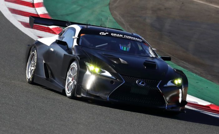 Toyota Gazoo Racing to Compete with the Lexus LC in the 24 Hours of Nürburgring 2019