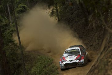 WRC – The Toyota Yaris WRC leads into the last day of the season