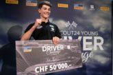 A 17 ans, Julien Apothéloz remporte le Young Driver Challenge