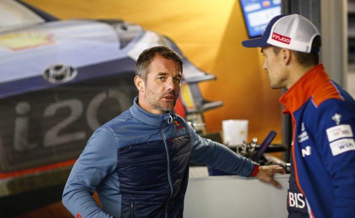 Hyundai verpflichtet Rekord-Weltmeister Sébastien Loeb