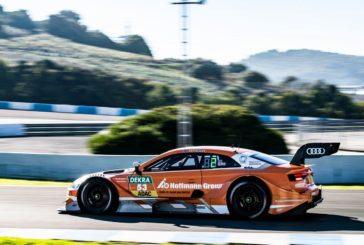 Seven candidates test Audi RS 5 DTM at Jerez